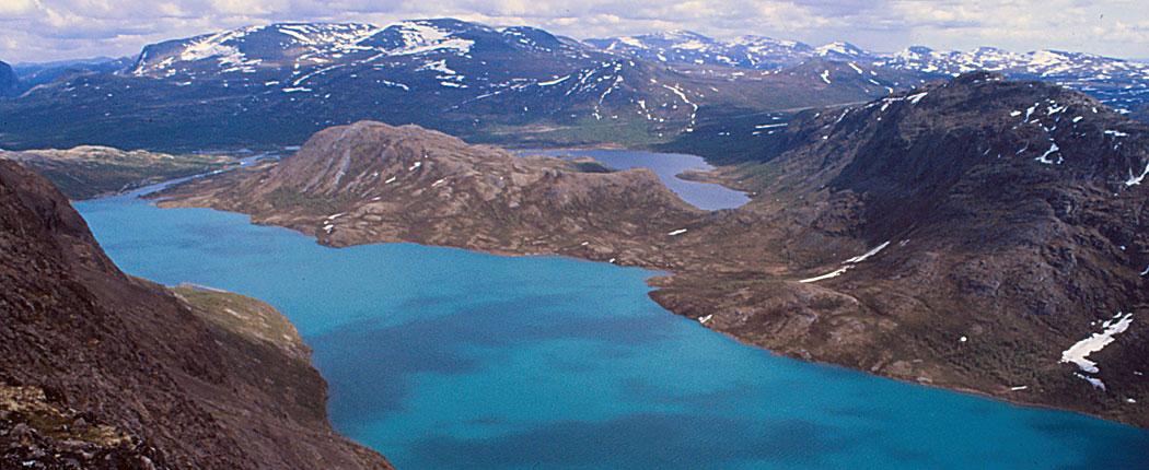Besseggen Norwegen