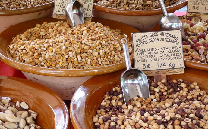 Mallorca Markt in Sóller