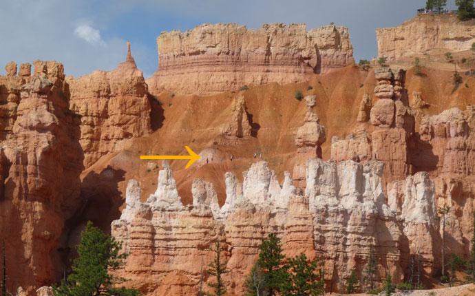 Bryce Canyon Wanderweg
