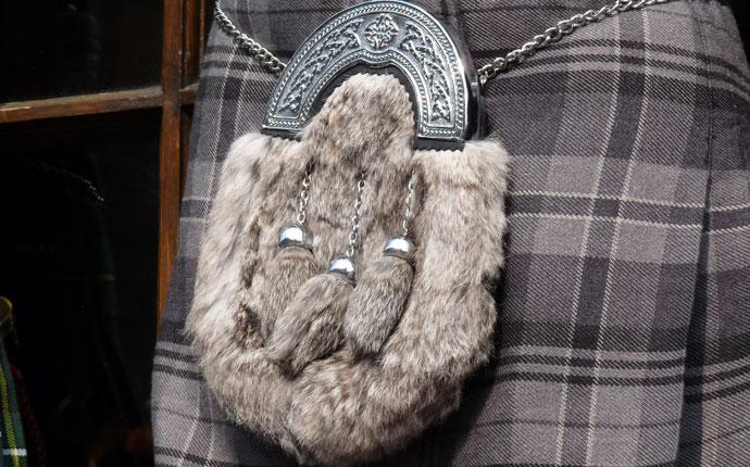 Edinburgh Schottenrock