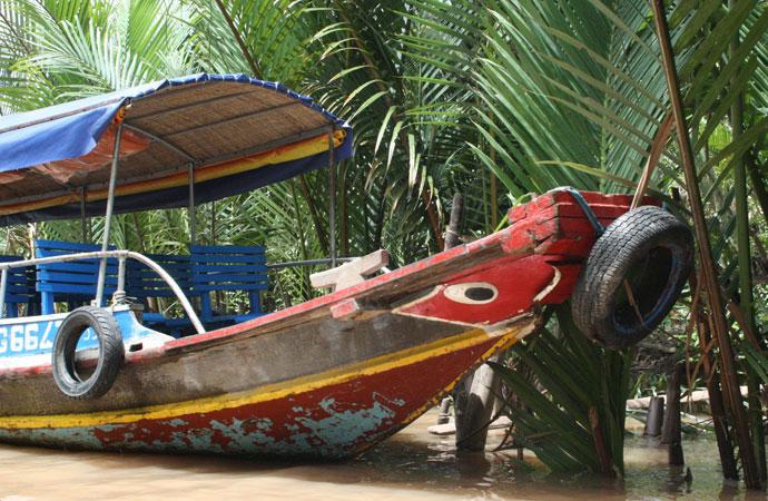 Mekong Vietnam Boot