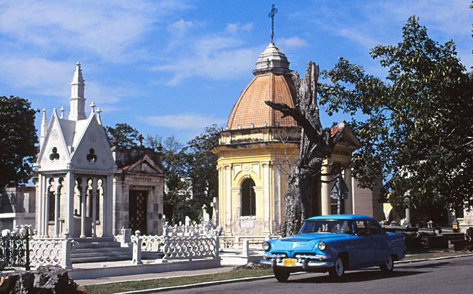 Kuba Friedhof