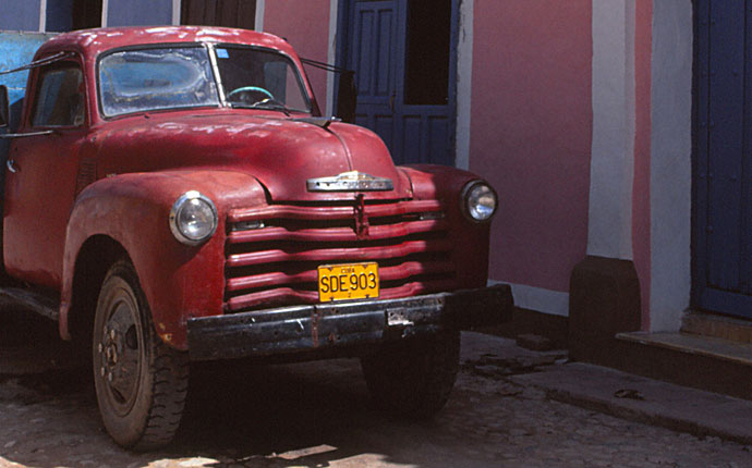 Kuba Pick-up
