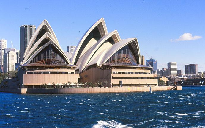 Schüleraustausch nach Australien Opera