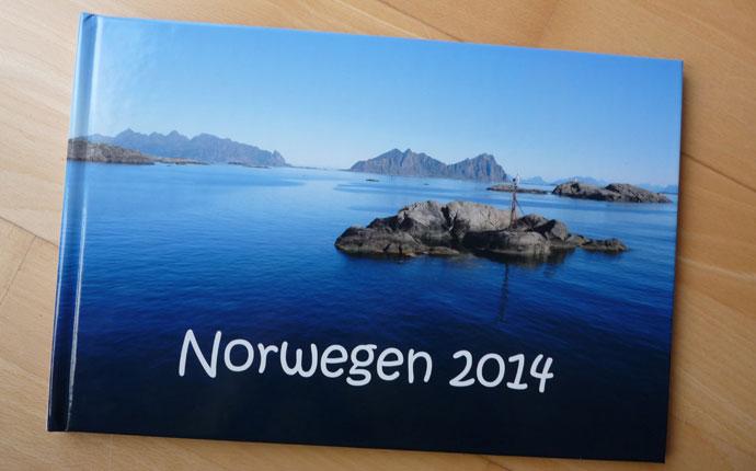 Fotobuch Norwegen