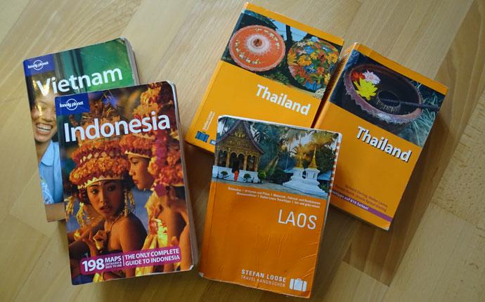 Reiseführer Asien