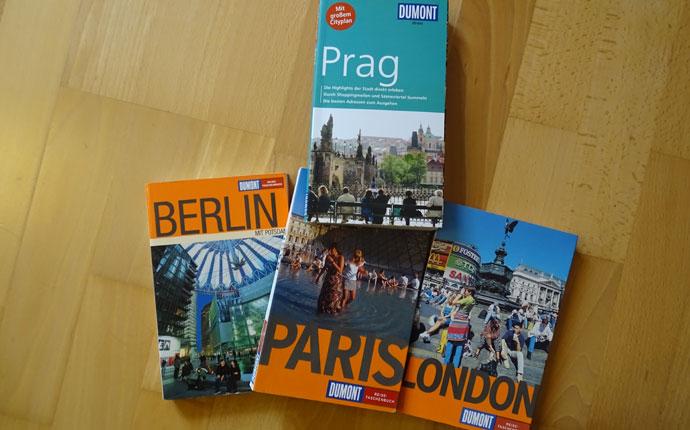 Reiseführer Städtereisen