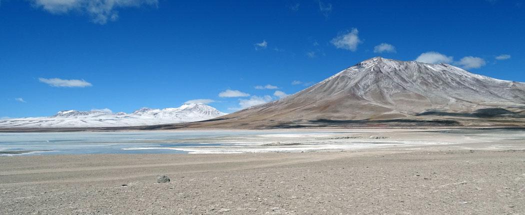 Laguna Blanca Bolivien