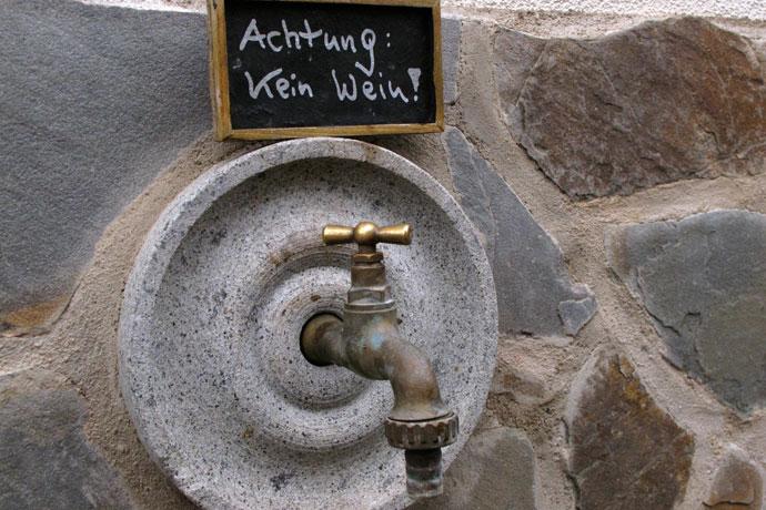 """""""Wo Wein und Honig (nicht) fließen"""""""