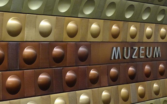 Metro Prag