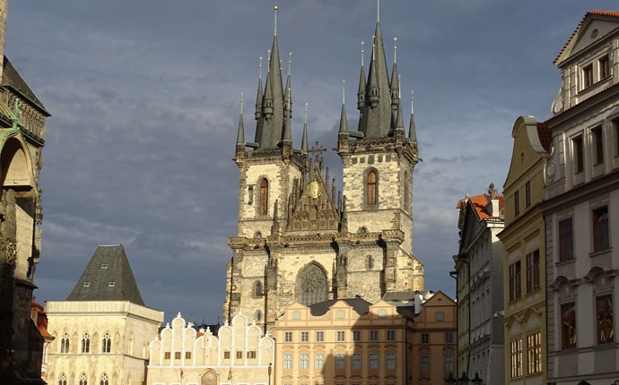 Teyn Kirche Prag