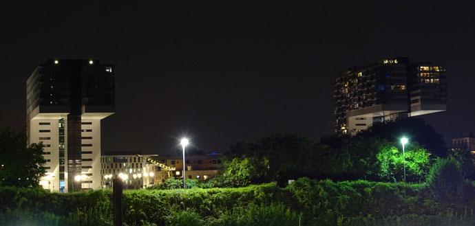 Nachtfotos mit einer Bridgekamera