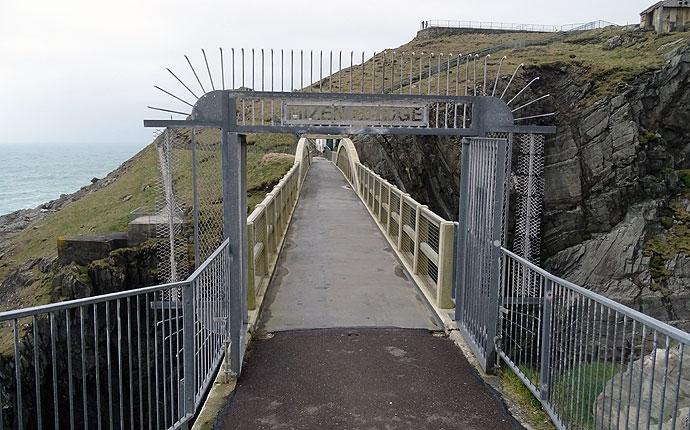Brücke am Mizen Head