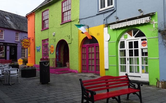 Kinsale im County Cork