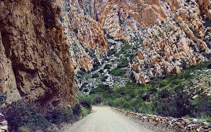 Swartberg Pass Südafrika