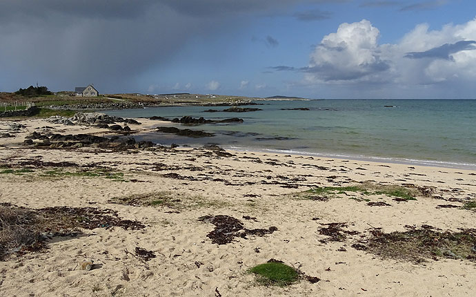 Strand in Connemara