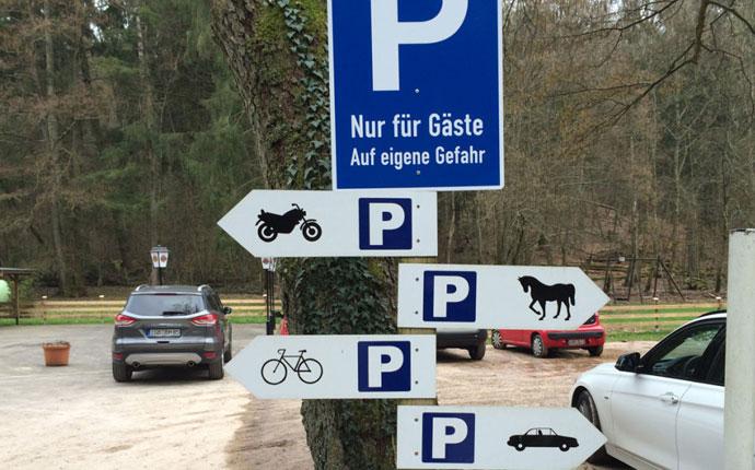 """""""Ein PS bitte nach rechts!"""""""