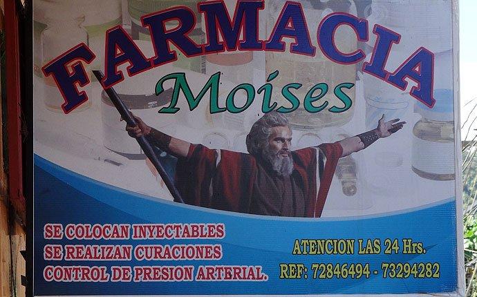 """Moses wird's richten"""