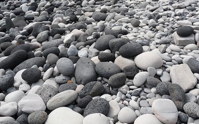 In Hellar am Strand