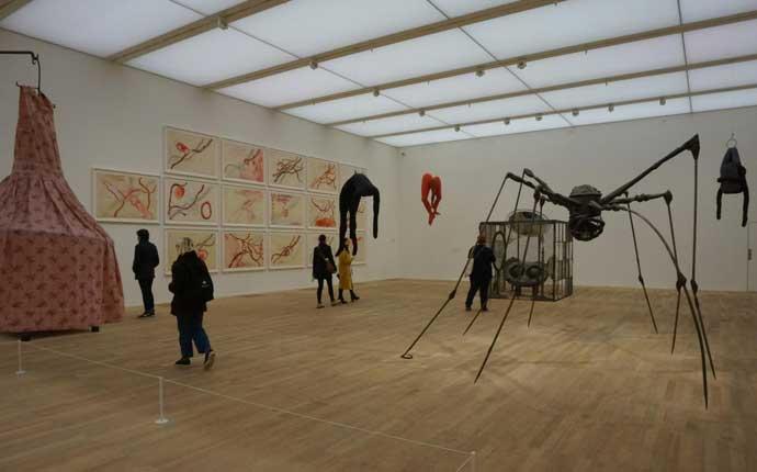 Reise nach London: Im Tate Modern Museum