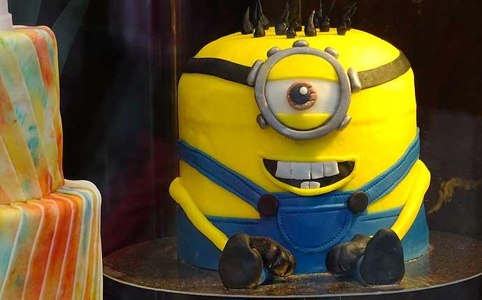 """Banana? Nein, Kuchen!"""