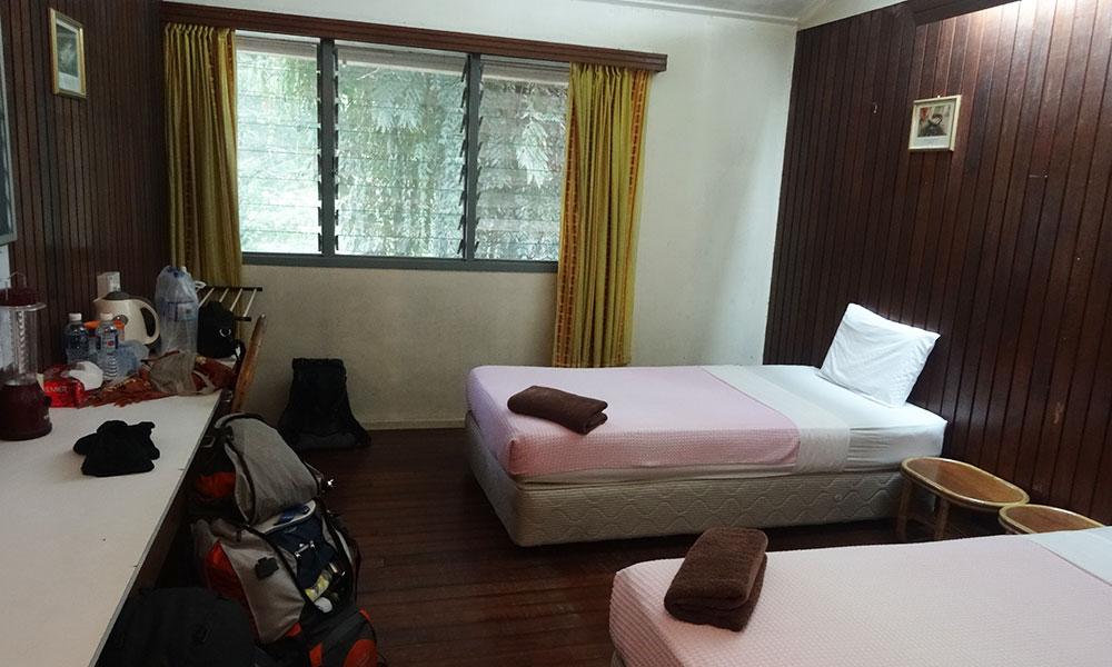Zimmer im Rest House im Danum Valley Field Centre