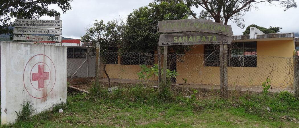 Altes Krankenhaus in Bolivien