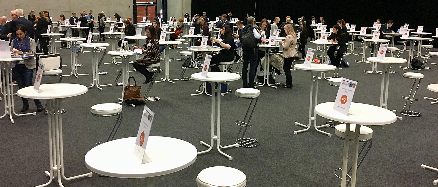 Blogger-Speed-Dating auf der ITB 2018