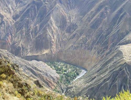 Peru: Wandern im Colca Canyon