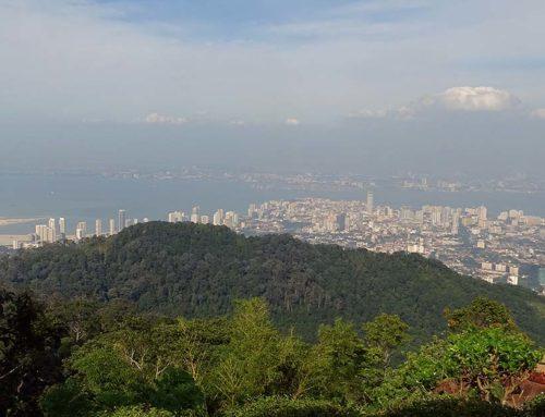 Malaysia: Ein Tag auf dem Penang Hill