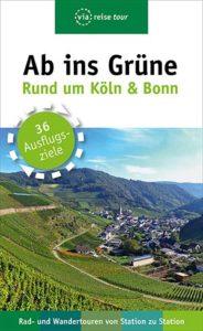 "Coverbild des Wanderführers ""Ab ins Grüne"""