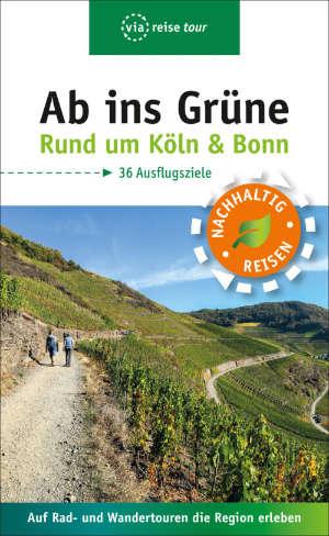 Cover Ab ins Grüne Rad- und Wanderführer