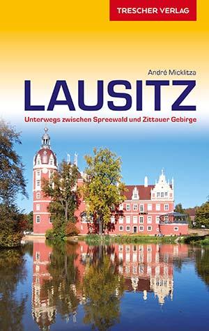 Reiseführer Cover Lausitz