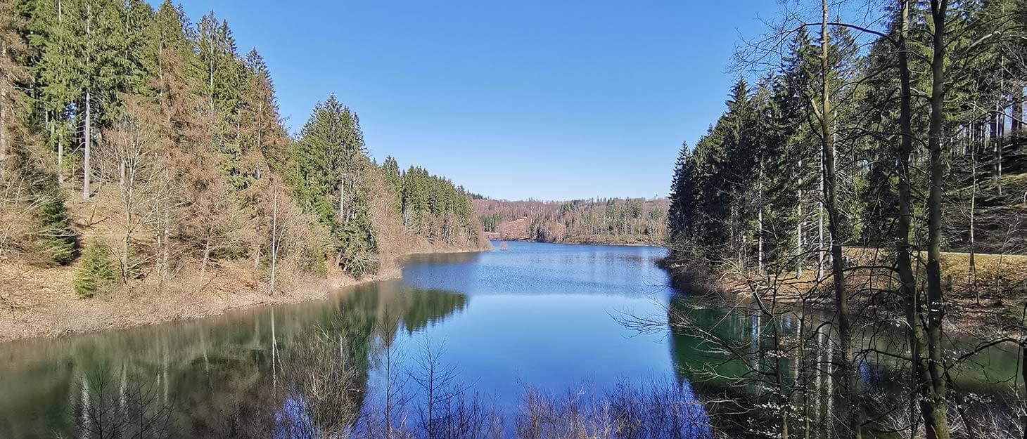 Bergisches Land: Rund um die Genkeltalsperre