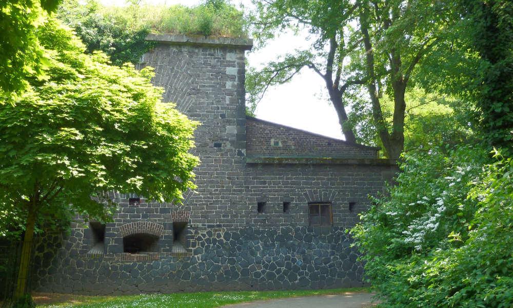 Das Fort X Prinz Wilhelm von Preußen